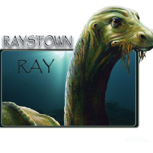 Raystown Ray T-Shirt Design 2